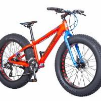 А на каких велосипедах кататься зимой?
