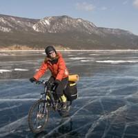 Зимние велопрогулки