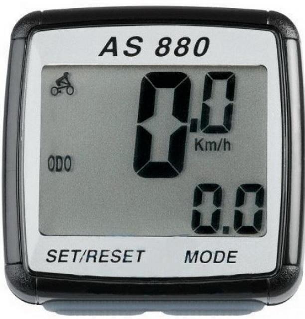 Велокомпьютер Assize, AS880, 11 функций   ч