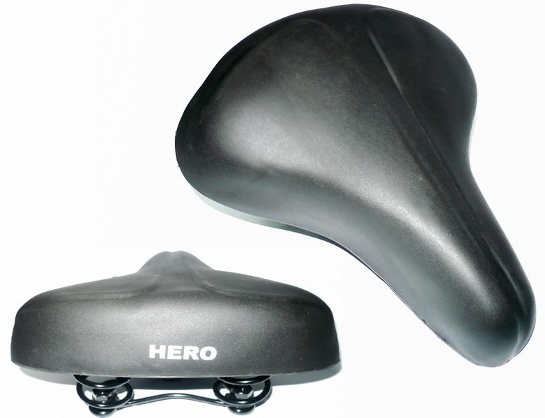 Седло B-3040, Индия, чёрное   ч *