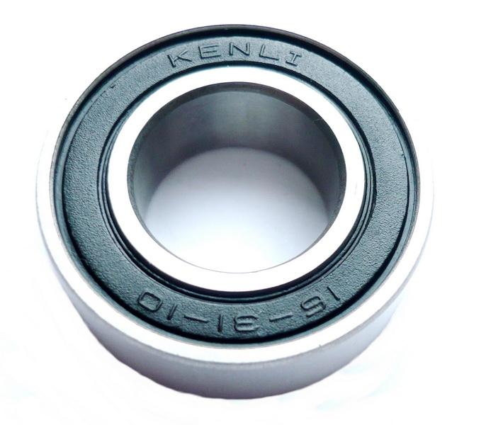 Промподшипник для каретки-картриджа, Kenli (H=10/ Ø31х16)   ч