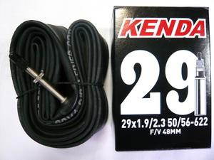 """Kenda велокамера 29""""х1.90/2.30 (622-50/56) 0.73мм presta F/V-48мм (510253)"""