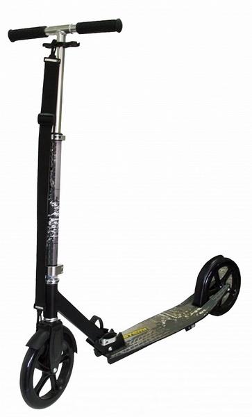 Самокат Atemi AFS-230 (230мм), 150кг, чёрный