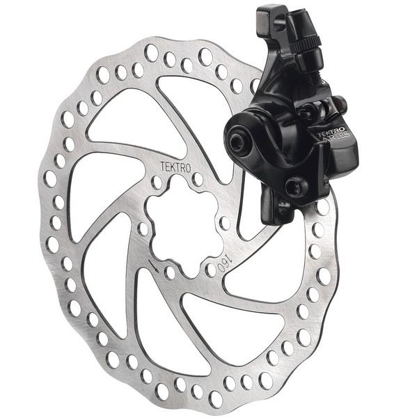 Механический дисковый тормоз