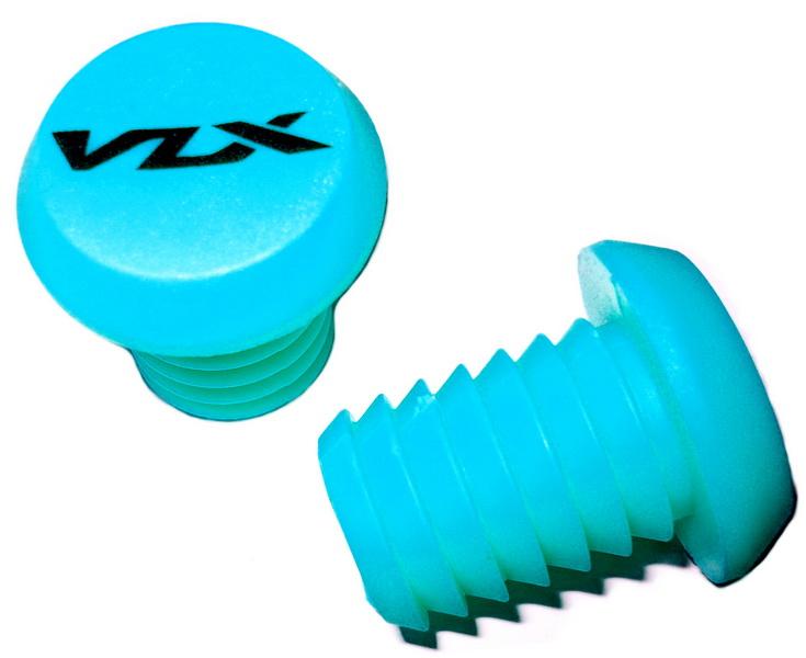 "Грипстоппер VLX VLX-P1 литой, кратон, аналог ""ODI"", голубой а"