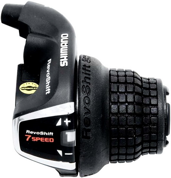 Шифтер Revoshift Shimano SL-RS35-R 7ск Toyrney