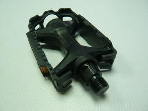 Педали FP-815 пластиковые, чёрные