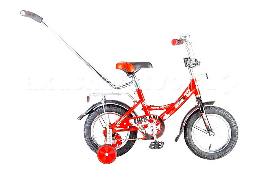 """Велосипед 12"""" Novatrack Urban красный"""