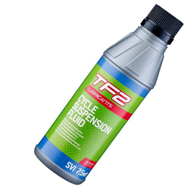 Масло для вилок 7.5W, Weldtite, TF2, синтетика, 500мл   т