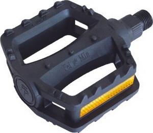 Педали FP-651 пластиковые, чёрные