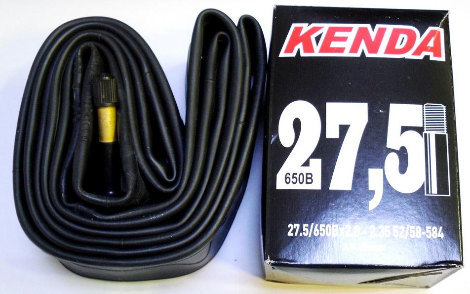 "Kenda велокамера 27.5""х2.00/2.35 (584-52/58) A/V-48мм (511467)"