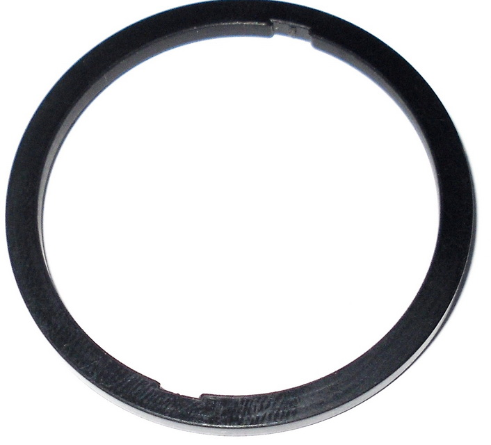 Kольцо проставочное на каретку Ø35х41х2.5мм пластиковое Shimano, FC-M760 (Y1F813000)