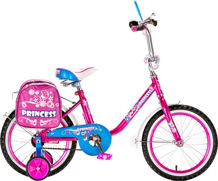 """Велосипед 20"""" Black Aqua Princess KG2002 розовый"""