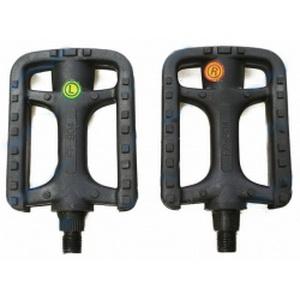 Педали FP-804 (DL-319) пластиковые, чёрные