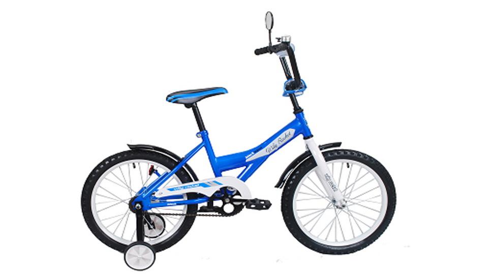 "Велосипед 20"" Black Aqua Wily Rocket KG2008 синий"