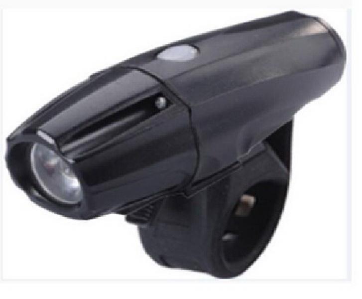 Фонарь передний Vinca Sport 1 диод, 7 режимов, 500Lm, аккумулятор, USB для зарядки, VL 7026C чёрный   *