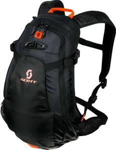 Рюкзак SCOТT, Airstrke Light с сеткой, чёрно-красный (221963)
