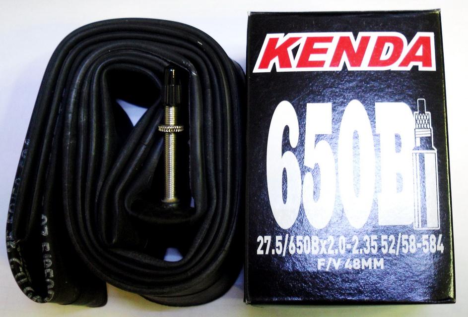"""Kenda велокамера 27.5""""х2.00/2.35 (584-52/58) presta F/V-48мм (510265)"""