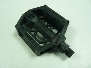 Педали FP-808 пластиковые, чёрные