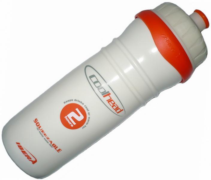 Фляга  (500ml) Ibera, IB-WB3, термос, пластиковая   а