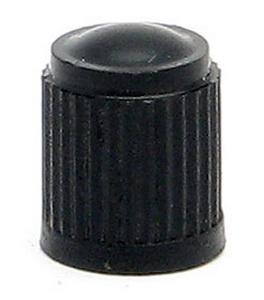 Колпачок  A/V пластиковый, чёрный