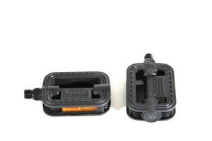 Педали FP-827 пластиковые, чёрные
