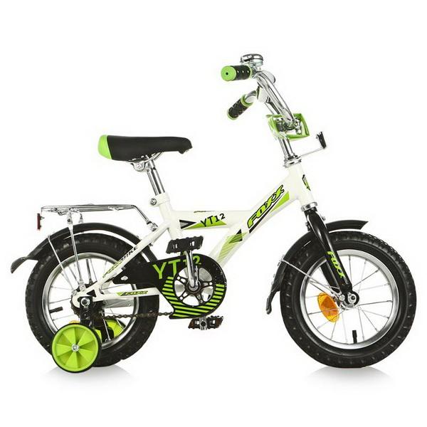 """Велосипед 12"""" Foxx YT белый"""