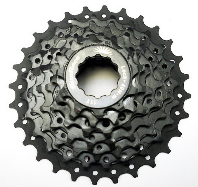 Кассета  7ск 11-28T Sun Race M40   м
