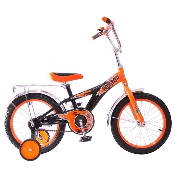 """Велосипед 20"""" Black Aqua Hot-Rod KG2006 оранжевый"""