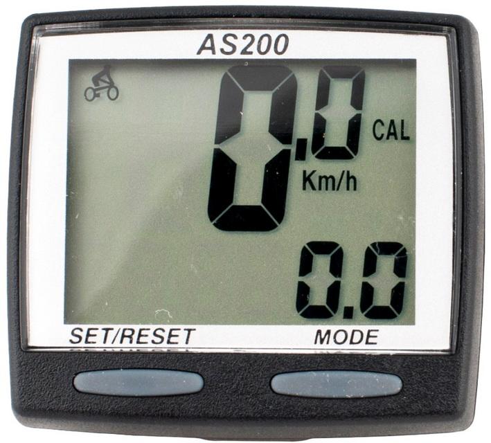 Велокомпьютер Assize, AS200, 11 функций   ч +