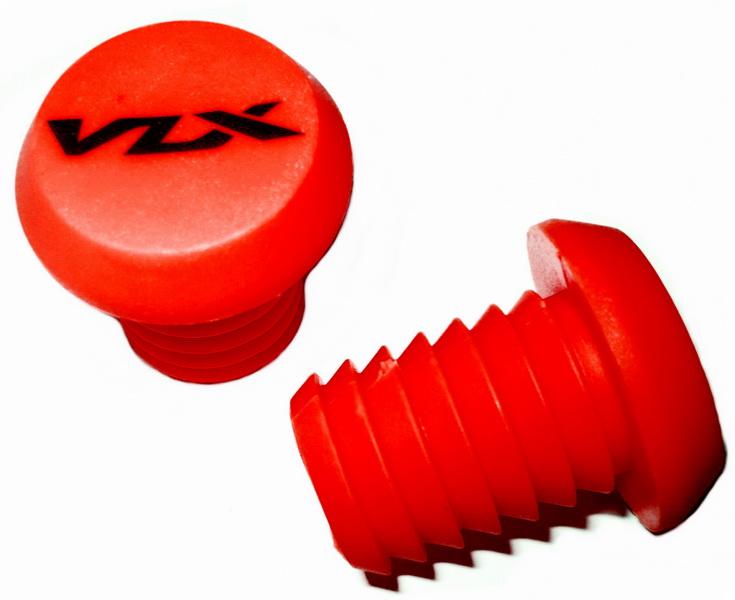 "Грипстоппер VLX VLX-P1 литой, кратон, аналог ""ODI"", красный   а"