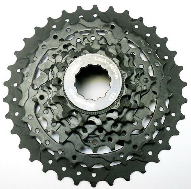 Кассета  7ск 12-34T Sun Race M40   м