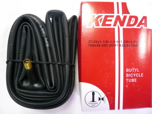 Kenda велокамера 700х28/45 (622/635-28/47) 0.87мм A/V-33мм (511317) на Урал