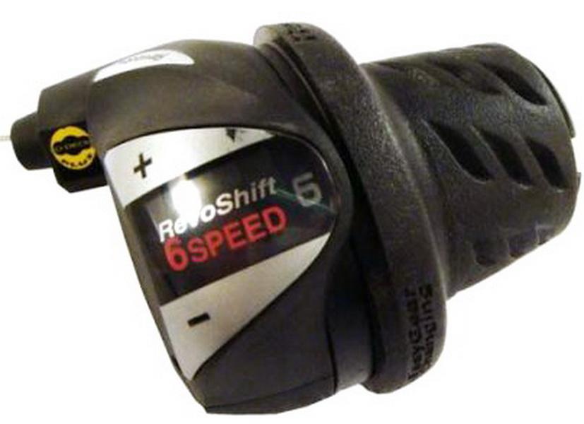 Шифтер Revoshift Shimano SL-RS36-R 6ск Toyrney