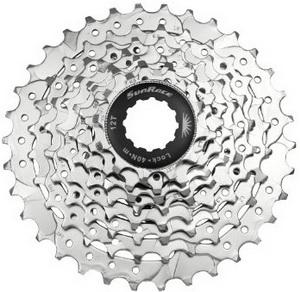 Кассета  8ск 12-25T Sun Race CSR86-8BQ, никелированная