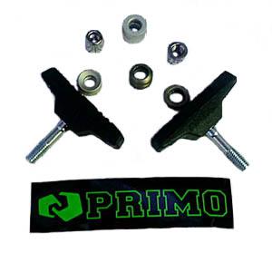 Kолодки тормозные BMX Primo, A-36-000, чёрные   а