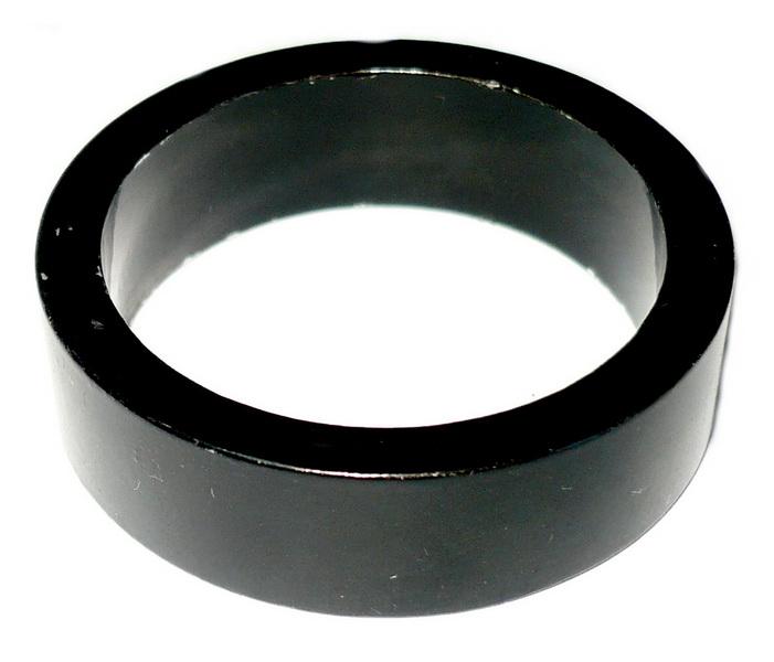 "Кольцо рулевой колонки 1-1/8"" Н=10мм Neco AS3610 AL, чёрное"