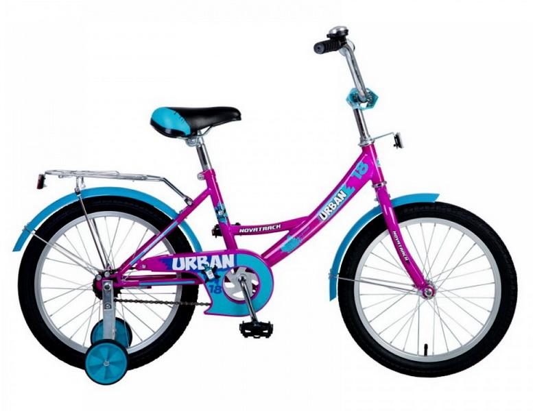 """Велосипед 20"""" Novatrack Urban, вишнёвый"""