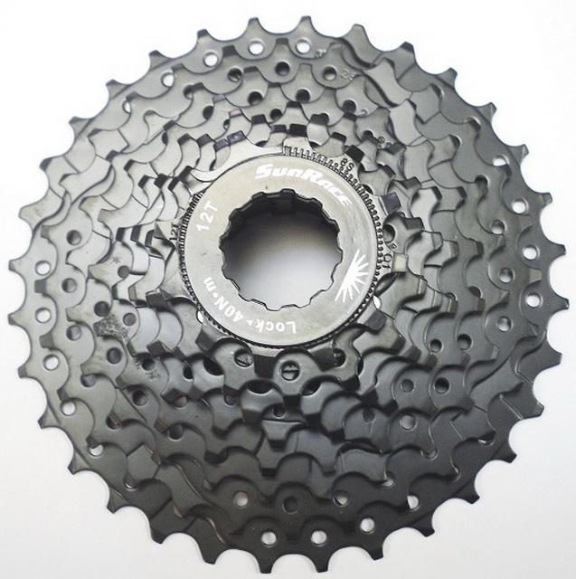 Кассета  8ск 12-32T Sun Race M400   м