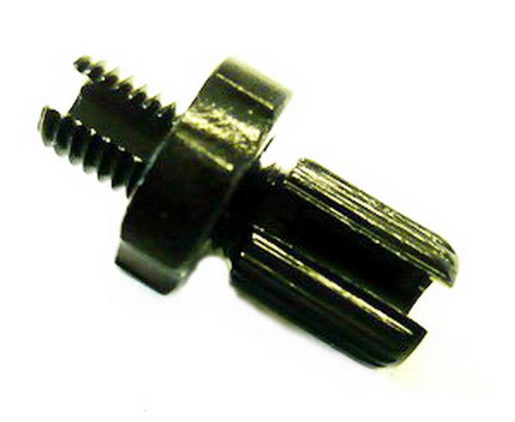 Болт натяжки троса М7х16мм, AL, Tai Luo, TL-208D, чёрный  (1мм)