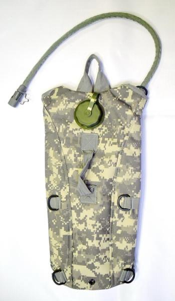 Рюкзак-поильник со шлангом, камуфляж   m