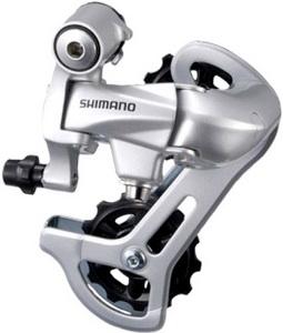 Переключатель задний Shimano RD-2300-SS 8ск. Claris серебристый