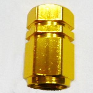 Колпачок (декоративный) A/V AL DM-KWX02, гайка золотистая   ч   +