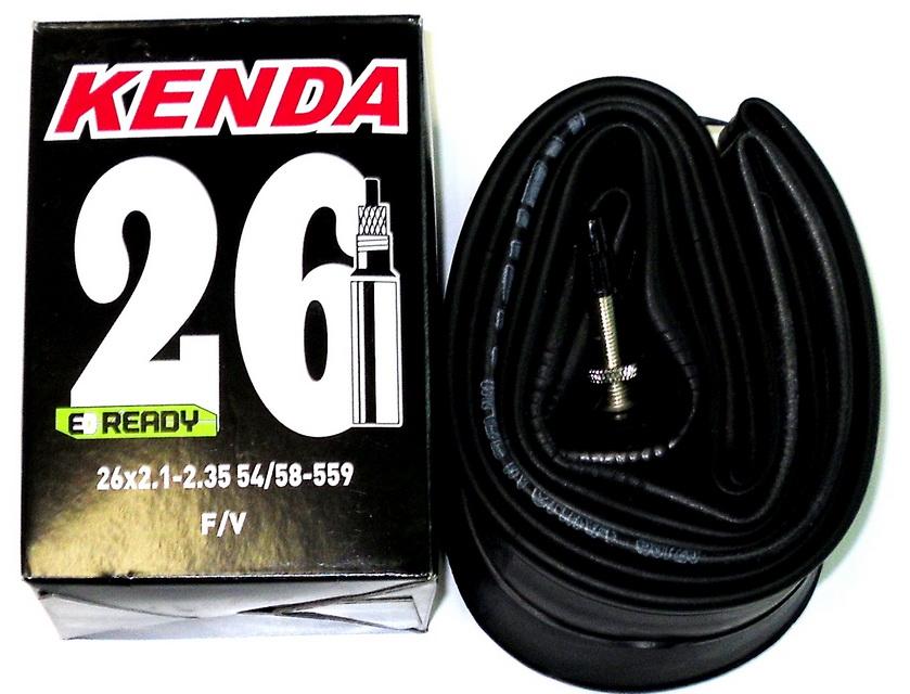 "Kenda велокамера 26""х2.10/2.35 (559-54/58) 0.87мм presta F/V-33мм Extreme (516308/511258)   т             21"