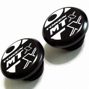 """Грипстоппер Token TK267-BK""""MTX"""" крышка AL чёрная, основание пластиковое чёрное"""