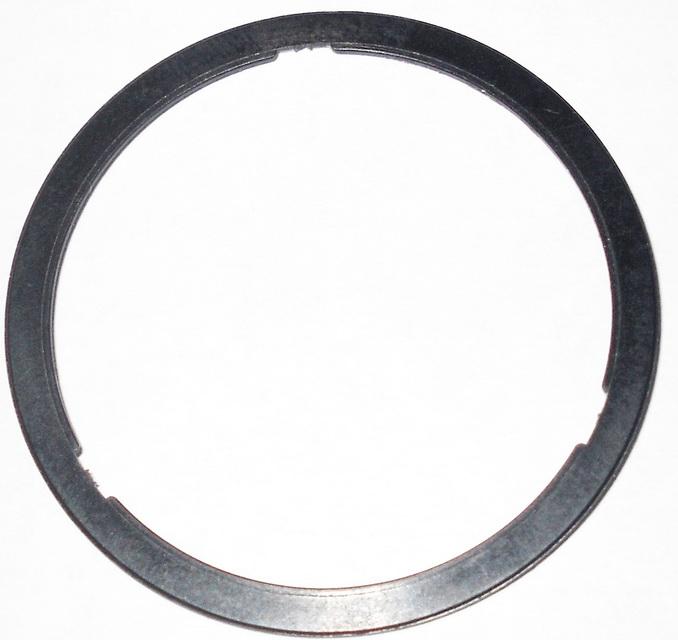 Kольцо проставочное на каретку Ø35х41х0.7мм пластиковое Shimano, чёрное