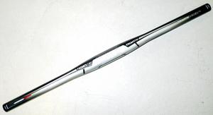 Руль 580х05х Ø31.8 Truvativ, Noir Flatbar, Carbon, чёрно-серый (00.6615.136.000)   **