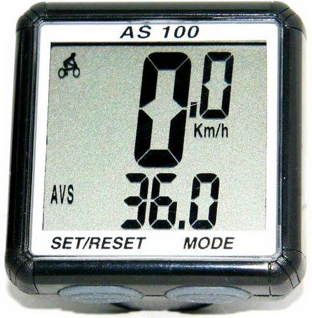 Велокомпьютер Assize, AS100, 13 функций