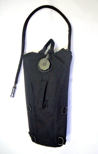 Рюкзак-поильник со шлангом, чёрный**