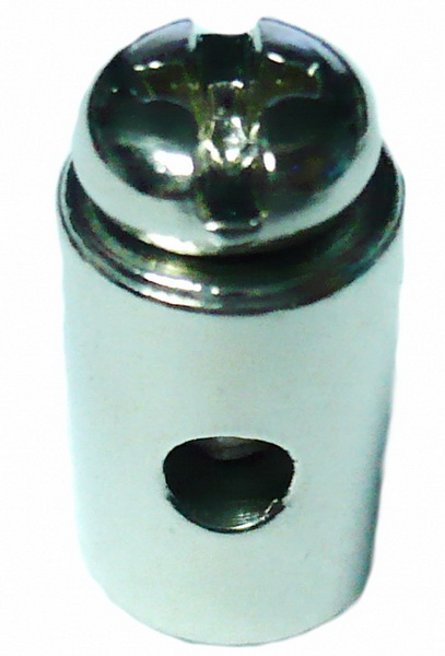 Компоненты Головка-фиксатор тормозного троса 8х12мм NA CY-240B   а